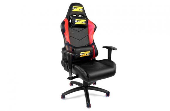 BRAZEN SHADOW PRO RACING PC GAMING CHAIR BLACK / RED