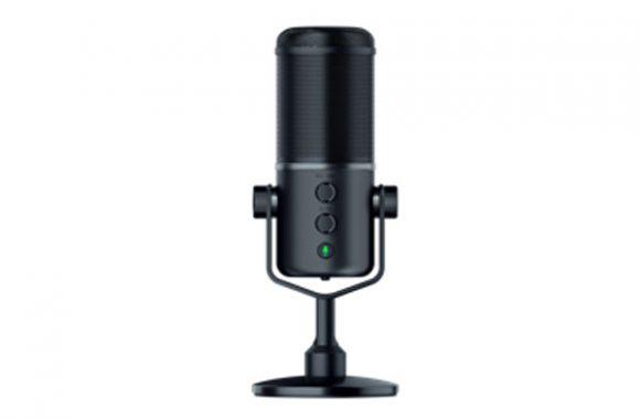 RAZER SEIREN ELITE ( MICROPHONE) – PROFESSIONAL STUDIO GRADE RECORDING