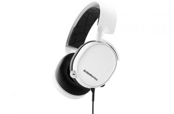 STEELSERIES ARCTIS 3 WHITE 7.1 DTS HEADPHONE:X VER. 2019