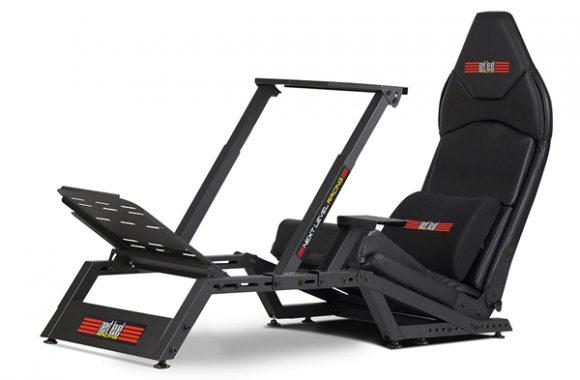 NLR F-GT Cockpit