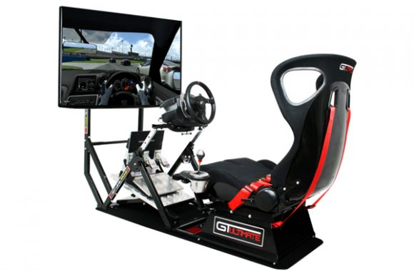 NLR GTultimate V2 Racing Simulator Cockpit