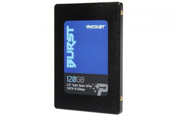 Patriot Burst SATA III 120GB SSD