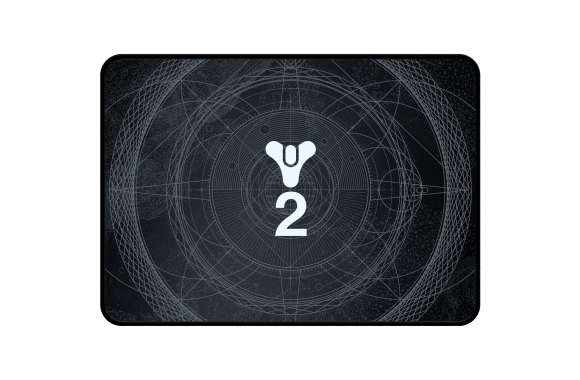 Destiny 2 Razer Goliathus – Soft Gaming Mouse Mat – Medium – Speed