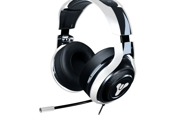 Destiny 2 Razer ManO'War Tournament Edition – Analog Gaming Headset – FRML Packaging
