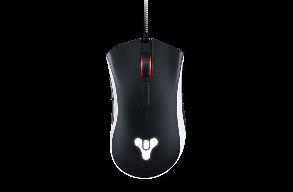 Destiny 2 Razer DeathAdder Elite – Multi-color Ergonomic Gaming Mouse